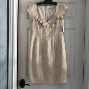 New with tags Nanette Lepore cap sleeved dress